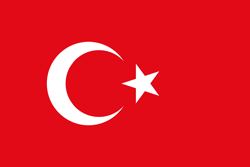 Turkey flag image